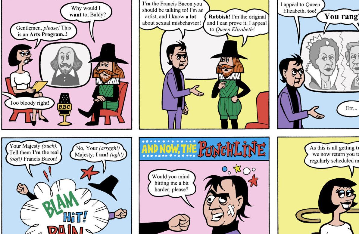 COMIX Bacon300colour e1572981080190 Comics