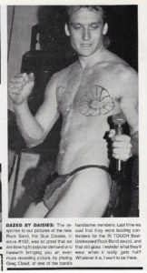 jeff in gay mag 162x300 An Art Ramble with Top LA Dealer Jeffrey Poe